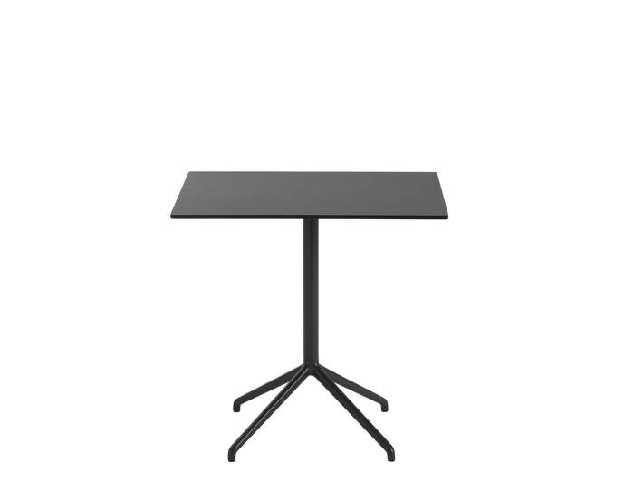 Still Café Table 73 cm, black