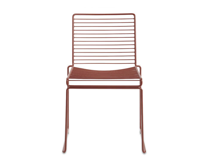 Židle Hee Dining Chair, rust