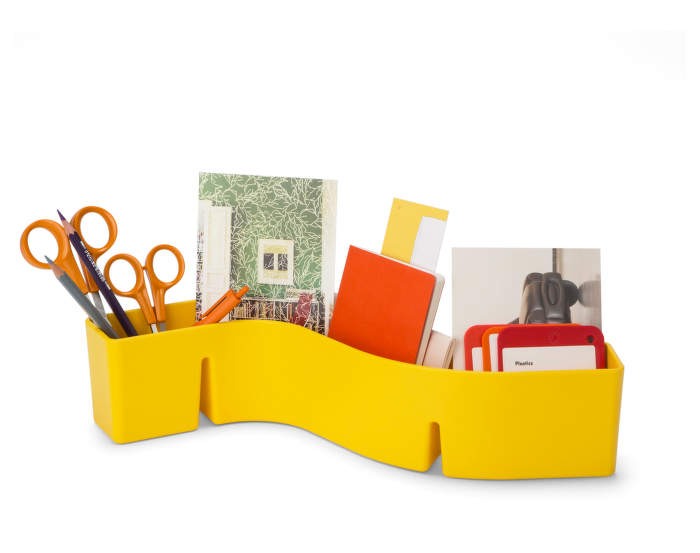 Organizér Vitra S-Tidy, yellow