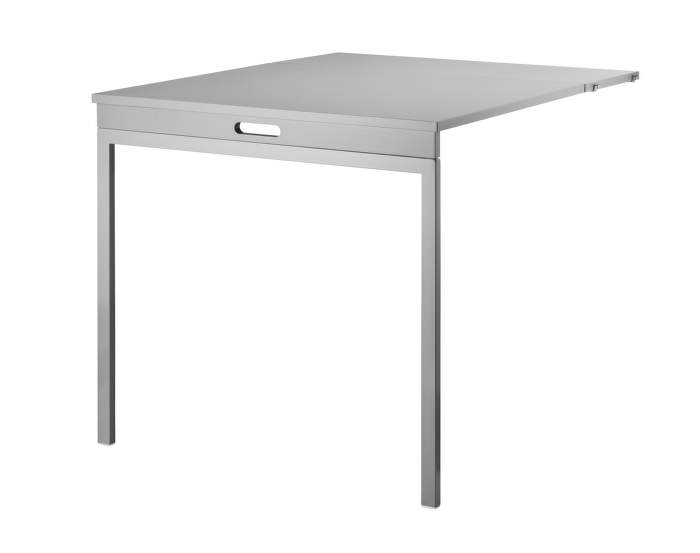 Výklopný stolek String Folding Table, grey/grey