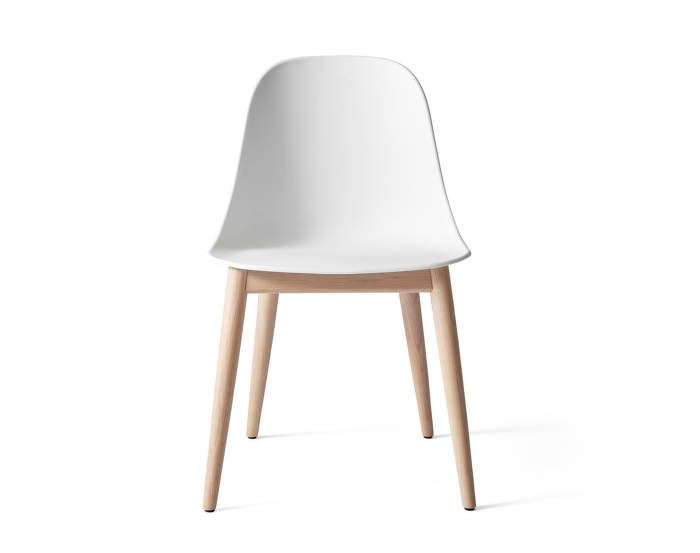 Harbour Side Chair Wood, white / oak
