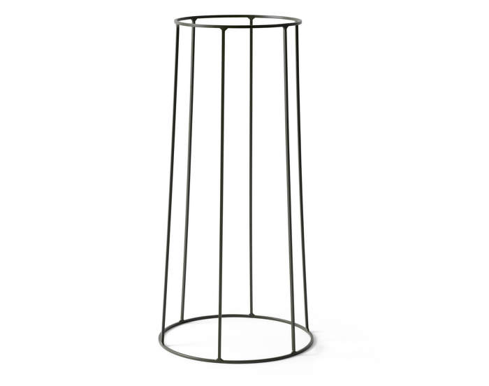 Wire Base 60 cm, olive