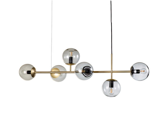 Lampa Orb, Matt Antique Brass