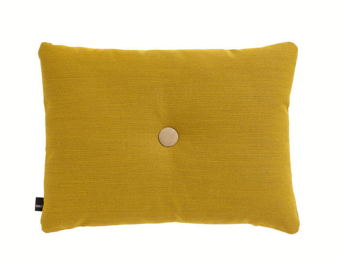 Dot Cushion ST Golden Yellow HAY