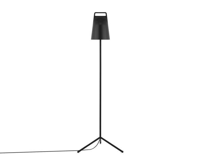 Stojací LED lampa Stage, black