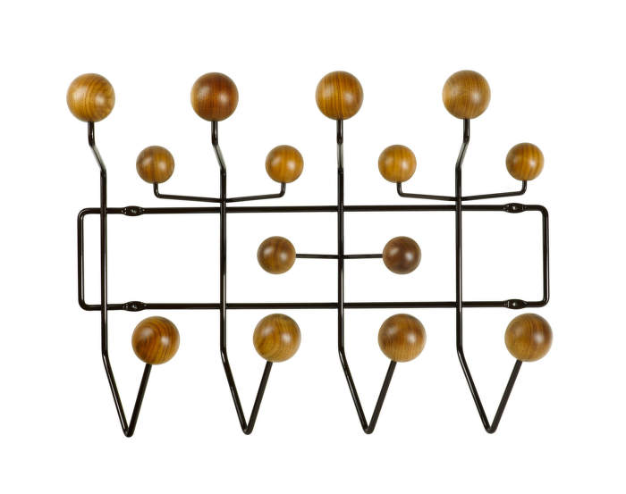 Věšák Vitra Hang It All, Walnut