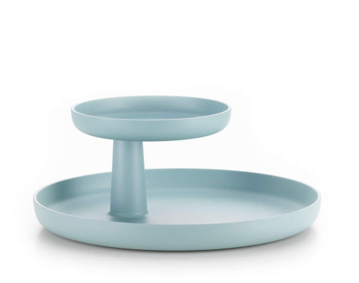 Podnos Vitra Rotary Tray, ice grey