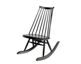 Houpací křeslo Mademoiselle Rocking Chair, black