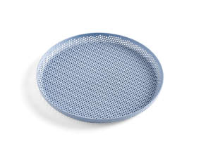 Tác Perforated Tray M, light blue