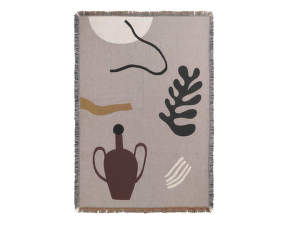 Deka Mirage Blanket, grey