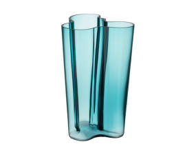 Váza Aalto 251 mm, sea blue