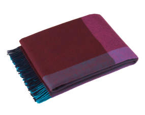 Deka Colour Block, blue & bordeaux