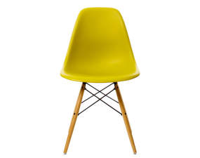 Židle Eames DSW, mustard