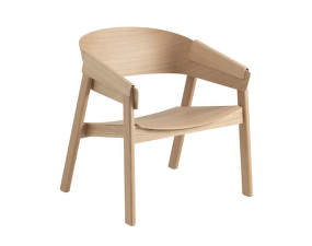 Křeslo Cover Lounge Chair, oak