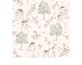 Tapeta Deer Love 7473