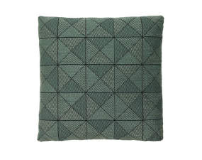 Polštář Tile Cushion, Green 50x50