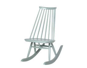 Houpací křeslo Mademoiselle Rocking Chair, sage green