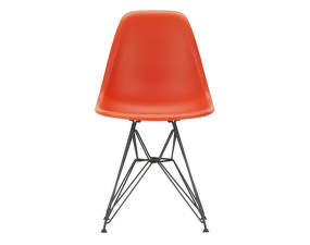Židle Eames DSR, poppy red