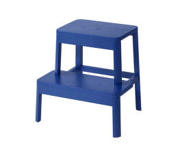 Stolička Arise Stool, ultramarine blue