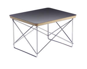 Occasional Table LTR Black, chrome