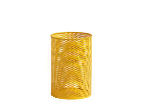 Koš Perforated Bin M, yellow