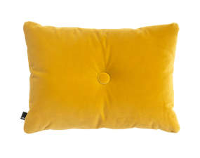 Polštář Dot Cushion Soft, yellow