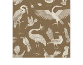 Tapeta Katie Scott Birds, sugar kelp