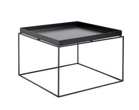 Stolek Tray Table 60x60, black