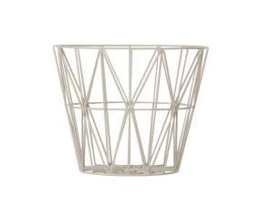 Koš Wire Basket medium, grey