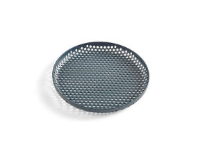 Tác Perforated Tray S, dark green