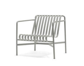 Židle Palissade Lounge Chair Low, sky grey