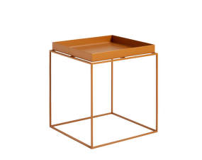 Stolek Tray Table 40x40, toffee