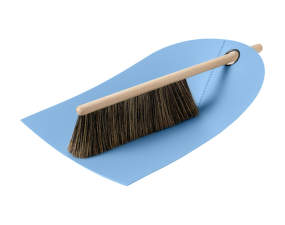 Smetáček a lopatka Dustpan & Broom, light blue