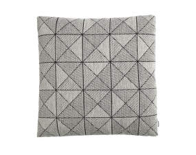 Polštář Tile Cushion, Black/White 50x50