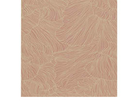 Tapeta Coral, dusty rose/beige
