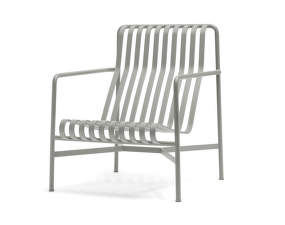 Židle Palissade Lounge Chair High, sky grey