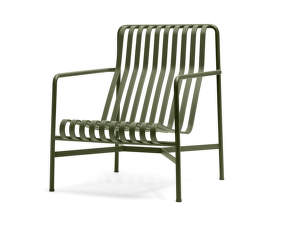 Židle Palissade Lounge Chair High, olive