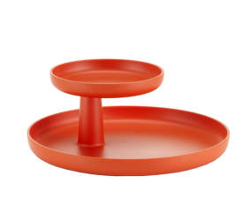 Podnos Rotary Tray, poppy red