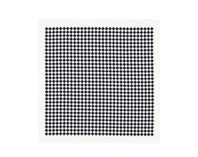 Ubrus Tablecloth Checker, black