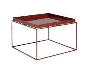 Stolek Tray Table 60x60, chocolate