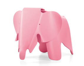 Slon Vitra Eames Elephant, light pink