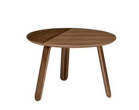 Stolek Paper Table M, walnut