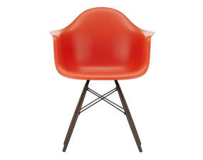 Židle Eames DAW, poppy red