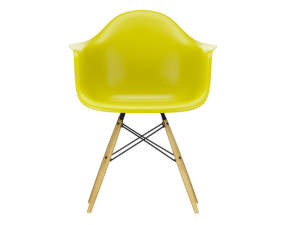 Židle Eames DAW, mustard