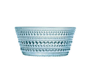 Miska Iittala Kastehelmi 23 cl, light blue