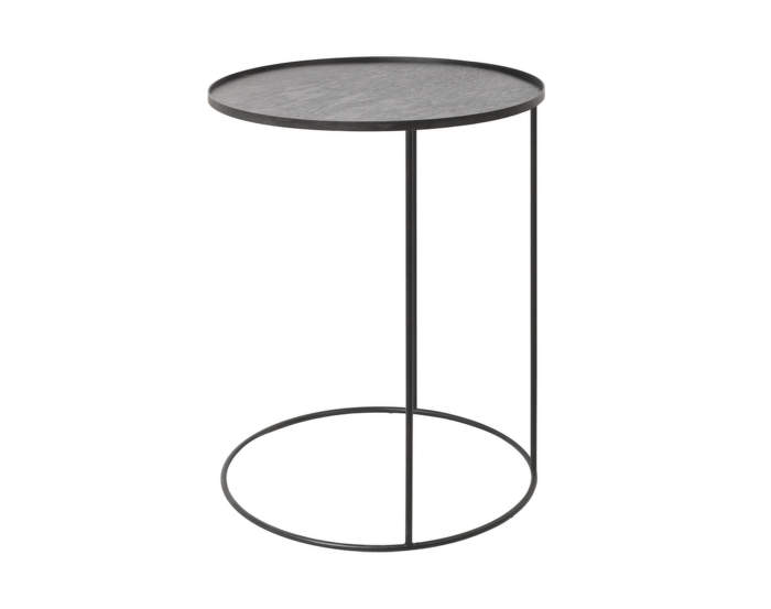Round Tray side table, Large