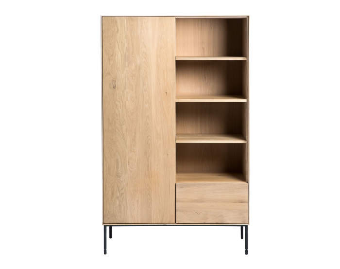 Whitebird storage cupboard, oak