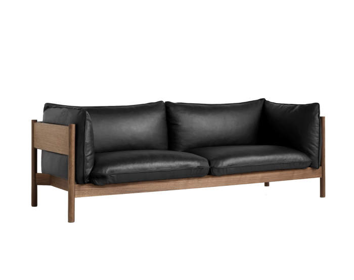 Arbour 3 seater, oiled solid walnut / Nevada NV0500