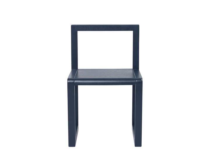 Little Architect Židle Dark Blue