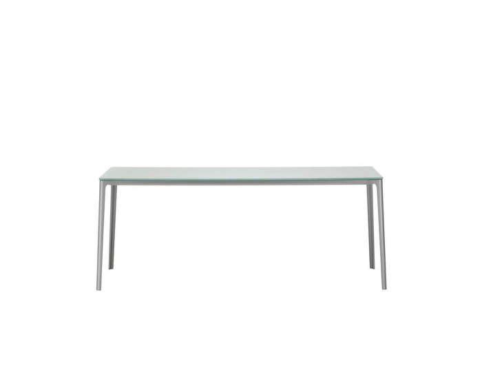 Plate-dinig-table-80x160-grey-glass-grey